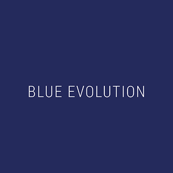 Blue Evolution Logo