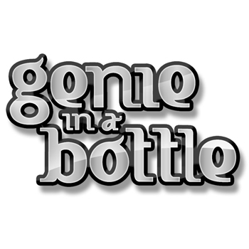 Genie In A Bottle Logo