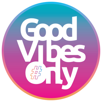 Good Vibes Only Logo