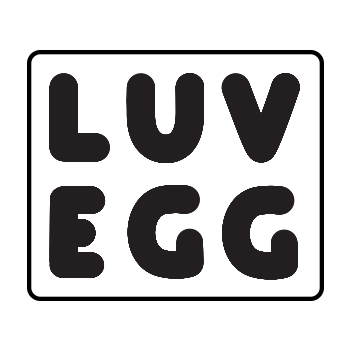 Luv Egg Logo