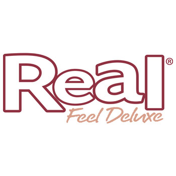 Real Feel Deluxe Logo