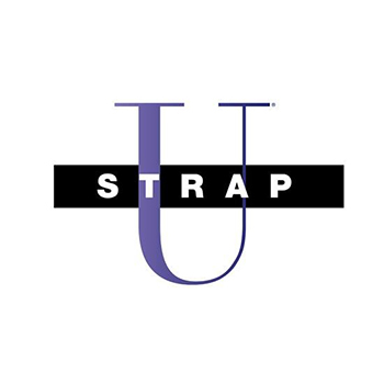 Strap U Xr Brands Logo