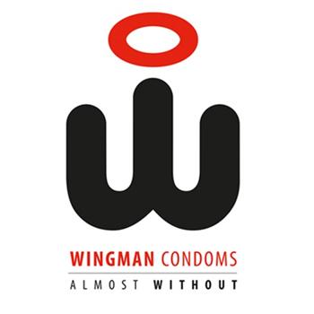 Wingman Condooms Logo