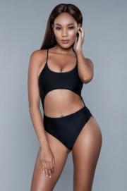 Alina Monokini - Be Wicked Swimwear   PleasureToys.nl
