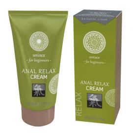 Anaal Relax Crème Voor Beginners - Shiatsu | PleasureToys.nl
