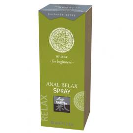 Anal Relax Spray - Voor Beginners - Shiatsu | PleasureToys.nl