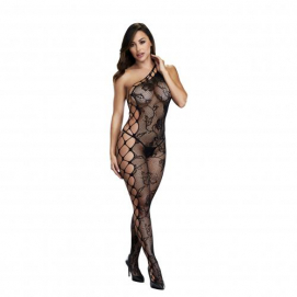 Baci - One Shoulder Catsuit - Baci Lingerie | PleasureToys.nl