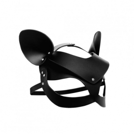 Bad Kitten -  Leren Masker - Master Series | PleasureToys.nl