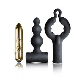 Be Mine - Black Silhouette Set - Rocks Off | PleasureToys.nl