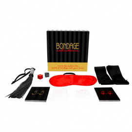 Bondage Seductions Spel - Kheper Games | PleasureToys.nl
