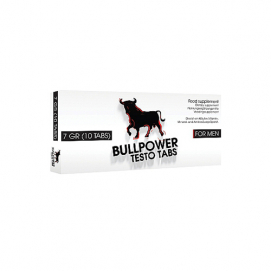 Bull Power Testo Tabs - Pharmquests | PleasureToys.nl