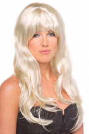 Burlesque Pruik - Blond - Be Wicked Wigs | PleasureToys.nl
