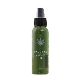 Cannabis Massageolie - Pharmquests | PleasureToys.nl