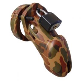 CB-6000 Kuisheidskooi - Camouflage - CB-X | PleasureToys.nl