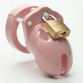 CB-X - Kuisheidskooi Mr Stubb - Pink - CB-X | PleasureToys.nl