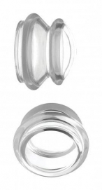 Clear Plungers Tepelzuigers - Small - Master Series | PleasureToys.nl