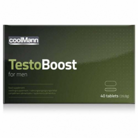 CoolMann Testoboost - Coolmann | PleasureToys.nl