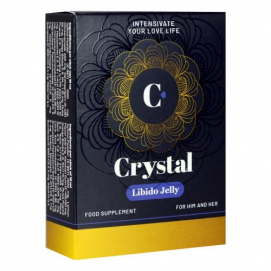 Crystal Libido Jelly - Lustopwekker Voor Man En Vrouw - 5 sachets - Morningstar | PleasureToys.nl