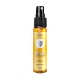 Deeply Love You Throat Relaxing Spray - Butter Rum - Sensuva | PleasureToys.nl