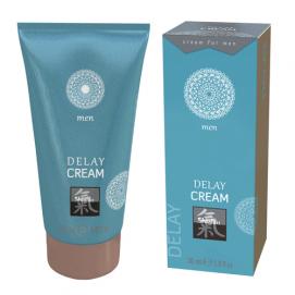 Delay Orgasme vertragende Crème - Eucalyptus - Shiatsu | PleasureToys.nl