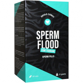 Devils Candy Sperm Flood - Morningstar | PleasureToys.nl
