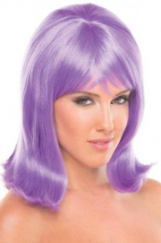 Doll Pruik - Lichtpaars - Be Wicked Wigs | PleasureToys.nl