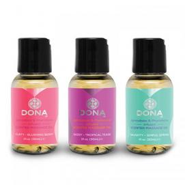 Dona geurende massageolie - Dona-by-Jo | PleasureToys.nl