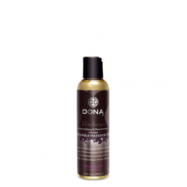 Dona Kissable Massage oil Chocolate - Dona-by-Jo | PleasureToys.nl