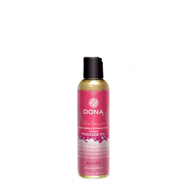 Dona Scented massage oil Flirty - Dona-by-Jo | PleasureToys.nl