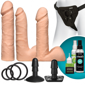Dual Density Ultraskyn Set - Vac-U-Lock | PleasureToys.nl