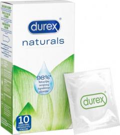Durex Condooms Natural -10 st - Durex | PleasureToys.nl