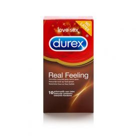 Durex Real Feeling - 10 Stuks - Durex | PleasureToys.nl