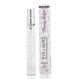 EOL Body Spray Met Feromonen Vrouw Tot Man - 10 ML - Eye Of Love | PleasureToys.nl