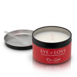 EOL Massage Kaars One Love - Eye Of Love | PleasureToys.nl