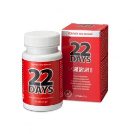 Erectiepillen - 22 Days - Cobeco Pharma | PleasureToys.nl