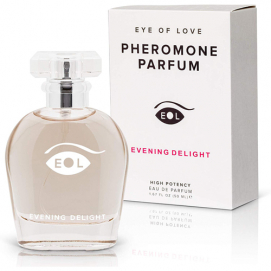 Evening Delight - Feromonen Parfum - Eye Of Love | PleasureToys.nl