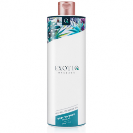 Exotiq Body To Body Oil - Exotiq | PleasureToys.nl