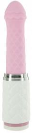 Feisty Stotende Vibrator - Pink - Pillow Talk | PleasureToys.nl