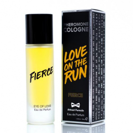 Fierce Feromonen Spray - Man/Vrouw - Eye Of Love | PleasureToys.nl