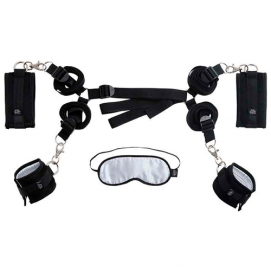 Hard Limits - Under The Bed Restraints Kit - Fifty Shades of Grey | PleasureToys.nl