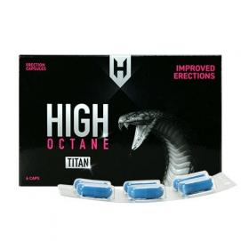 High Octane Titan Erectie Erectiepillen - Morningstar | PleasureToys.nl