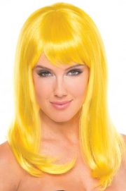Hollywood Pruik - Be Wicked Wigs   PleasureToys.nl