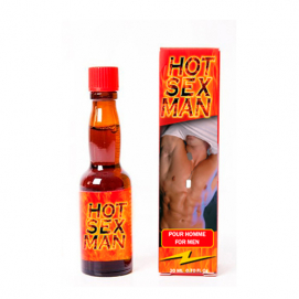 Hot Sex Lustopwekkende Druppels Man - Ruf | PleasureToys.nl