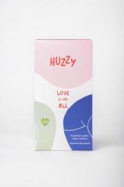 Huzzy 12 Pack Vegan Condooms - Huzzy   PleasureToys.nl