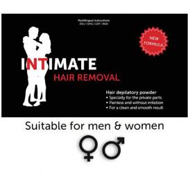 Intimate Hair Removal Ontharingspoeder - Intimate | PleasureToys.nl