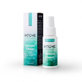 Intome Intimate Cleaner Spray - Intome | PleasureToys.nl