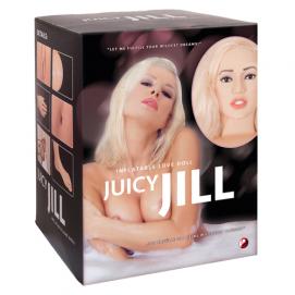 Juicy Jill - blonde opblaaspop - You2Toys | PleasureToys.nl