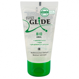Just Glide Bio Anaal Glijmiddel - Just Glide | PleasureToys.nl