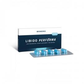 Libido Performa Erectiepillen - 5 Stuks - Boners | PleasureToys.nl