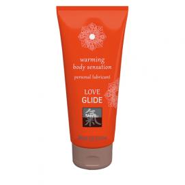 Love Glide Verwarmend Waterbasis Glijmiddel - Shiatsu | PleasureToys.nl
